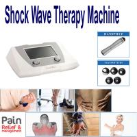 Buy cheap Smart-wave pain relief acoustic wave therapy machine massage therapy from wholesalers