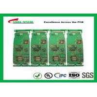 Best Quick Turn Pcb Prototypes For Mobile Phone Circuit Board 8 Layer Surface Osp With Fr4 It180 1.2mm wholesale