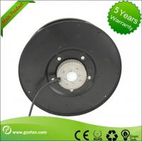 Best Industrial EC Motor Fan , Centrifugal HVAC Fans Cooler 310 mm Diameter wholesale