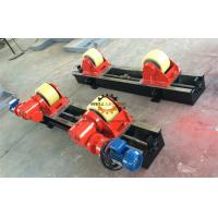 Best Automatic Pipe Welding Rotator , Pipe Rollers For Welding For Petrochemicals Industry wholesale