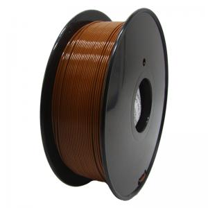 Best Dimensional Accuracy 0.02 MM 1 KG 1.75 MM 3D Printer Filament wholesale