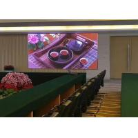 Quality Seamless Indoor LED Video Walls P2.6 Medullar LED Display Products wholesale
