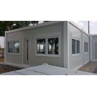 Buy cheap Prefabricated Building Flat Pack Mobile Home from wholesalers