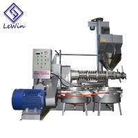 Best Stable Performance Screw Oil Press Machine High Oil Yield For Groundnut wholesale