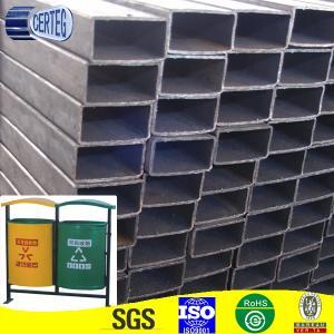 Best rectangular steel tubing wholesale
