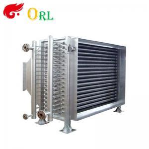 Best 100 T Boiler Part Tubular Air Preheater / APH In Boiler Natural Circulation wholesale