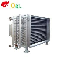 Best Coal Fired Boiler Steam Coil Air Preheater 10 Ton For Power Station wholesale
