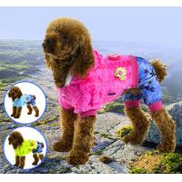 Best Pet clothes flush soft warm apparel dog clothes wholesale