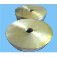 Quality Carbon / Alloy Steel Heavy Disk Forgings Diameter 300-1300mm wholesale