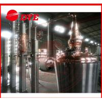 Best 100Gal Stainless Steel Distillation Equipment For Fruitful Flavor / Spices wholesale