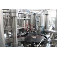 Best Tomato Sauce Filling Capping Machine for Tin Canned Chilli Paste 150CPM wholesale