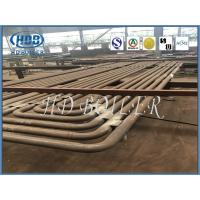 Best Power Plant Boiler Spare Parts Superheater And Reheater Of Carbon Steel wholesale