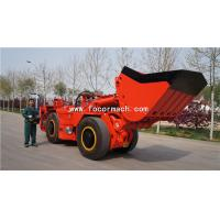 Best China Underground Mining Loader with Deutz Engine, Underground Loader Same with Caterpillar Fkwj-2 wholesale