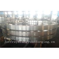 Best DIN JIS Stainless rolled steel rings Heat Treatment And Machined wholesale