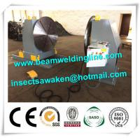 Quality Head tail stock Double welding positioner for vessel boiler tank welding wholesale