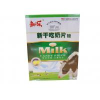 Best Evaporated Milk Tablet Candy Pink / Yellow Zero Calorie Cow Milk Tablets wholesale