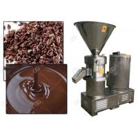 Best Manual Cocoa Bean Grinding Machine / Cacao Nib Grinder Colloid Mill Factory Price wholesale