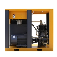 Best China Factory Manufacture 37kw Screw air compressor with direct drive type 50hp wholesale