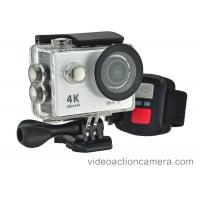 1080p Gopro Motorcycle Action Camera , Extreme Video Camera 1050mA Battery