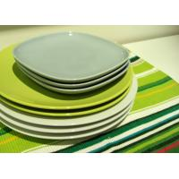 China melamine plate soup plate on sale