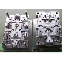 China Plastic injection mold  for auto parts PA66  material precise injection mold maker on sale