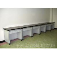 Best 850 Height School Laboratory Furniture / Science Lab Workstations wholesale