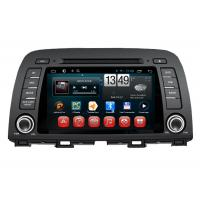 Best Mazda 6 2014 / CX-5 Central Multimedia GPS Sat Nav Radio Receiver TV Bluetooth Touch Screen wholesale