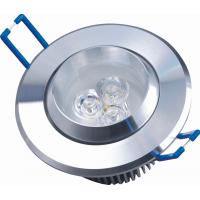 Best 6063 Aluminium 3W High Power CE Semi Safe Led Recessed Ceiling Lights Commercial Lighting wholesale