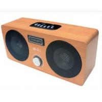 Best Support micro sd and TF card Multimedia Speakers With FM can be set Time , Calendar wholesale