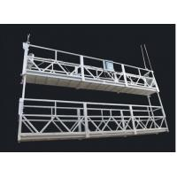 Best Aluminum Alloy Double Deck Suspended Working Platform and Suspended Access Equipment wholesale