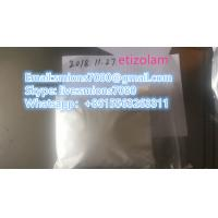 Best Pure Etizolam  Research Chemicals Powder Eti CAS 40054 69 1 Formula C17H15ClN4S wholesale