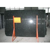 Best Norway Green Granite Slabs For Counters , Emerald Pearl Granite Slab 1.0cm Thickness wholesale
