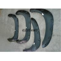 Best Flat 4x4 Wheel Arch Flares , 07-13 Toyota Tundra Fender Flares Pocket Rivet Style wholesale