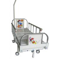 Best Infant Ward Bed , Children Medical Bed With Aluminum Alloy Side Rails wholesale