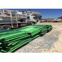Best Temporary Sound Barriers  4 layers + Construction Site Barriers Sound Blanket 40dB noise Absorption wholesale