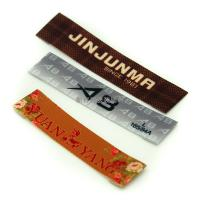 China Heat Transfer Custom Screen Printing Patches For Clothing And Bags Fashion Design on sale