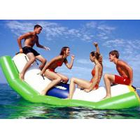 Best PVC Tarpaulin Inflatable Water Toys Seesaw Pool Float For Amusement Park wholesale
