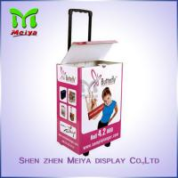 Best Cardboard Exhibition Trolley Box For Advertisement  , Fair Trolley Box wholesale