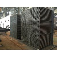 Best Vertical Tubular Air Pre Heater / Plate Type Combustion Air Preheater wholesale