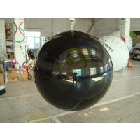 Best Attractive Inflatable Giant Advertising Balloon , Decoration Inflatable Mirror Balloons wholesale
