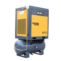 Best OEM available compressor power saving 11KW screw air compressor and air receiver wholesale