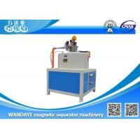 3T 20 DCA Manual Electromagnetic Separator , High Gradient Magnetic Separator