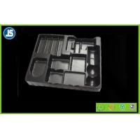 Best PS ESD Tray Blister Packaging For Electronic , Thermal Transfer Printing Plastic ESD Trays wholesale