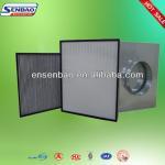 Laminar Flow Air System Hepa Filter Module Industrial Ceiling Hooded