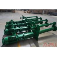 Best Mud recycling submersible slurry pump for sale at Aipu solids control wholesale