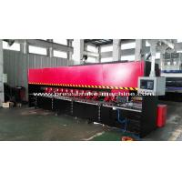 Buy cheap CNC Plate V Grooving Machine Equipped 380V 60HZ , V Groove Cutter High from wholesalers