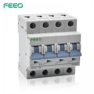 Best 1200VDC DC Mini Isolator Switch 4P For Solar Power Distribution wholesale