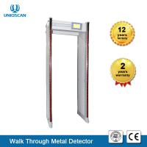 Best Ultra High Sensitivity Waterproof Rate IP65 Similar To Garrett Walk Through Metal Detector wholesale