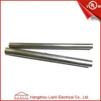 Cheap Ranlic Rigid Steel EMT Electrical Conduit for Industrial / Commercial , Q195 235 for sale