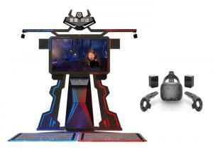 Best Earn Money Interactive Game VR 9D Space Walking Game Simulator VR Shooting Battle wholesale